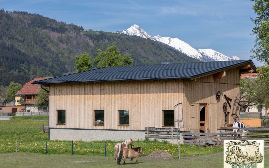 Ferienwohnung Bauernhof Katin